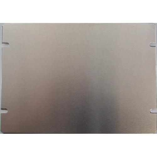 "Cover Plate - Hammond, Aluminum, 7"" x 5"" image 1"