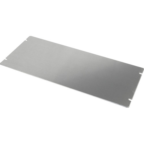 """Cover Plate - Hammond, Aluminum, 9"""" x 5"""", 0.04"""" Thick image 1"""