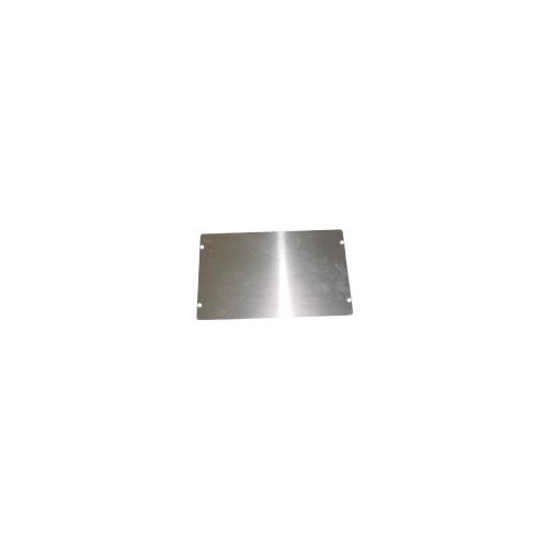 "Cover Plate - Hammond, Aluminum, 10"" x 6"" image 1"