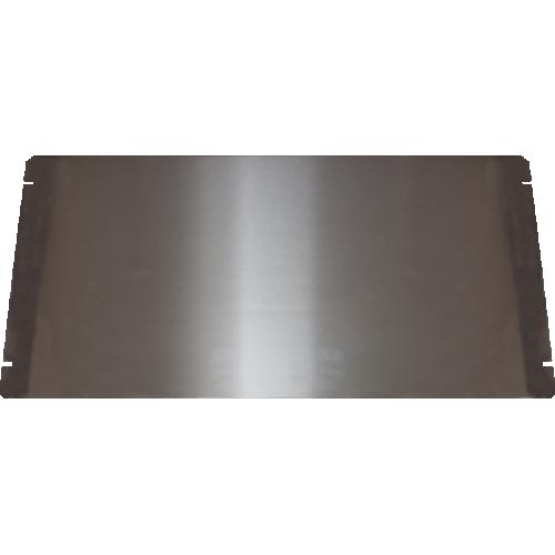"Cover Plate - Hammond, Aluminum, 16"" x 8"", 20 Gauge image 1"