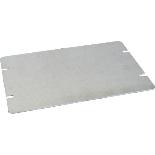 "Cover Plate - Hammond, Aluminum, 6"" x 4"", 20 Gauge image 1"