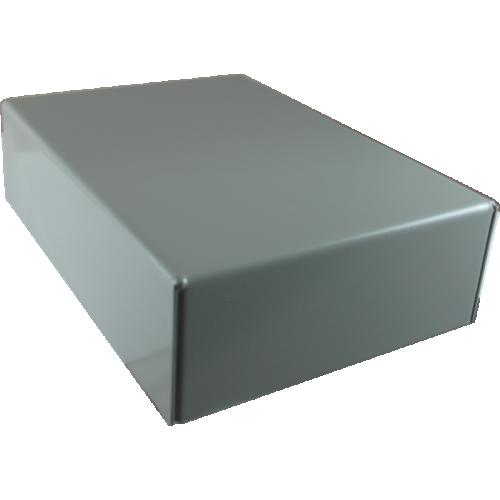 "Chassis Box - Hammond, Steel, 12"" x 10"" x 2"" image 1"