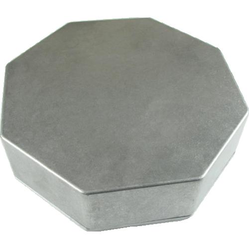 "Chassis Box - Hammond, 1590STPC, Octagon, 5.23 x 5.23 x 1.38"" image 1"