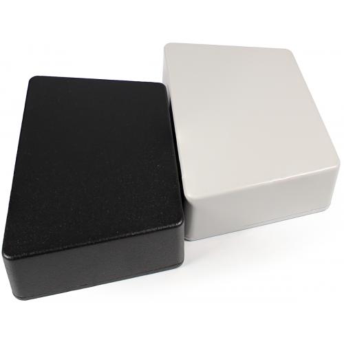 """Chassis Box - Hammond, 1590TRPC, Trapezoid, 5.95 x 3.74 x 1.38"""" image 1"""