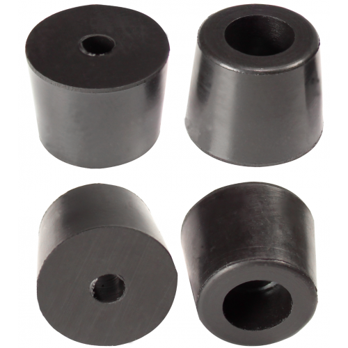 """Foot - Rubber, 5/8"""" x 1/2"""", Steel Washer Insert image 1"""