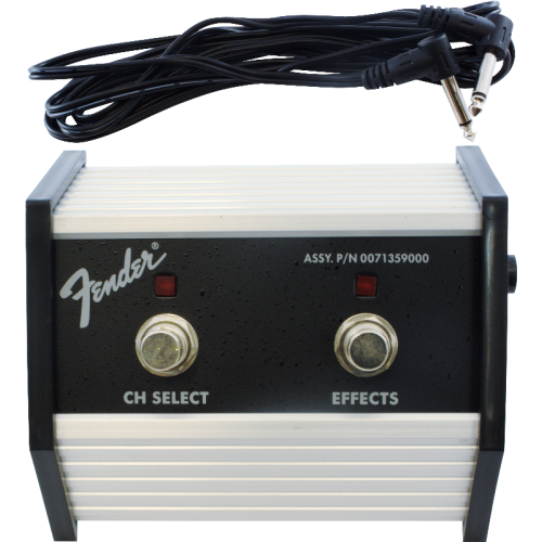 Footswitch Box - Original Fender, Channel Select, Effects On-Off image 1