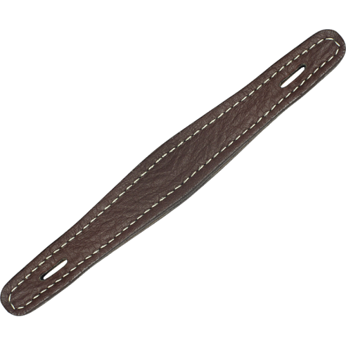Handle - Reddish-Brown Vintage, Soft Leather, Flat image 1