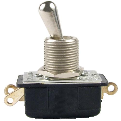Switch - Carling, Toggle, SPDT, 2 Position, for Fender® image 1