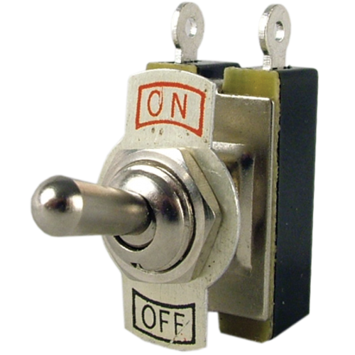 Switch - Toggle, SPST, for Fender® image 1