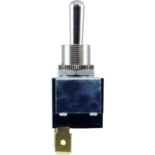Switch - Carling, Toggle, SPDT, 3 Position, Center Off, Ground image 3