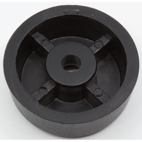 """Foot - Synthetic Rubber, 0.51"""" Height x 1.60"""" Diameter image 3"""