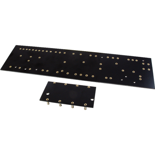 Turret Board - Black, 2mm, 5F6A Layout, 2 pcs image 2