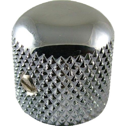 Knobs - Fender®, Telecaster Chrome Dome, 2 Pieces image 1