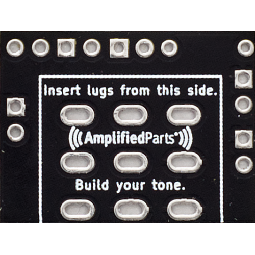 Pictured: Amplified Parts