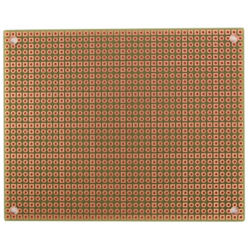 """PadBoard - Double Sided, Plated Holes, 3.94"""" x 3.15"""", Mounting Holes image 2"""