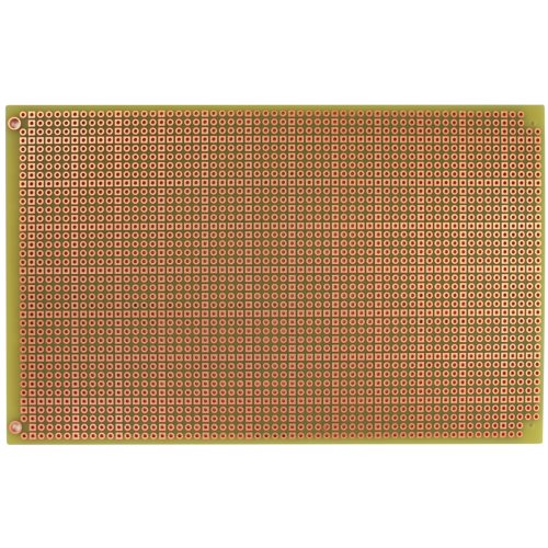 """PadBoard - Double Sided, Plated Holes, 6.30"""" x 3.94"""", Mounting Holes image 2"""