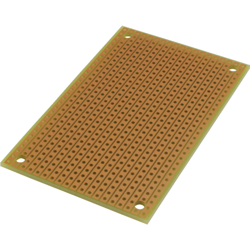 StripBoard - Single Sided, Size 1, Uncut image 2