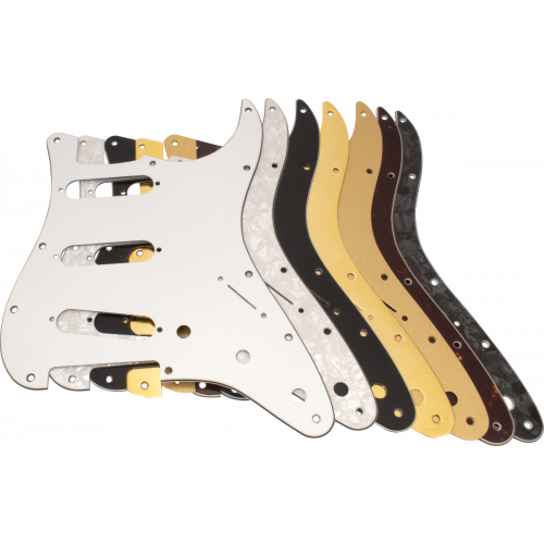 Pickguard - Fender®, for American Stratocaster, 11-hole image 1