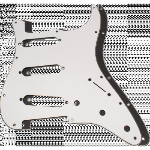 Pickguard - Fender®, for Vintage Stratocaster, 11-hole image 1