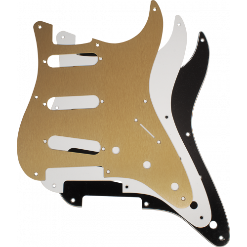 Pickguard - Fender®, Vintage '50s Strat, 8-Hole image 1