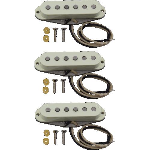 Pickup - Fender®, Pure Vintage '65 Strat®, Set of 3 image 1