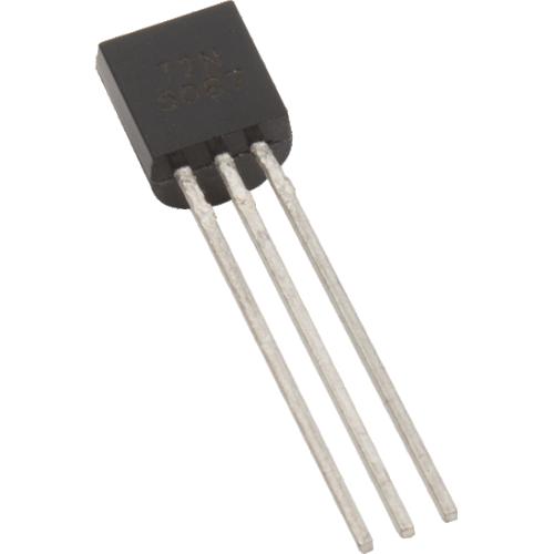 Transistor - 2N5087, Bipolar, General Purpose, PNP image 1