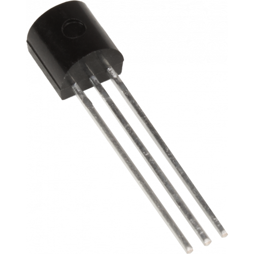 Transistor - J113, JFET, N-Channel,TO-92 image 2
