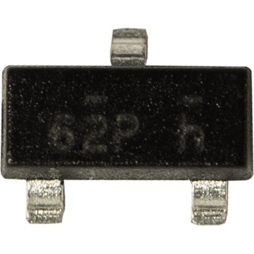 Transistor - JFET, N-Channel, MMBFJ201, SOT-23 image 1