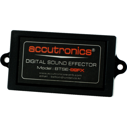DSP Module - Accutronics, 99 Effects (Reverb, Chorus, Delay, +) image 1