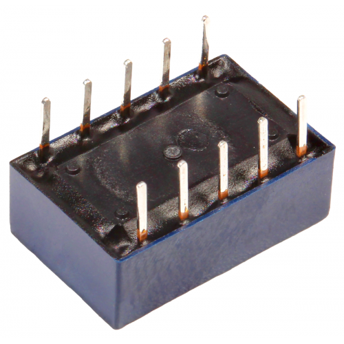 Relay - Panasonic, DPDT, 5V, Single Coil, Non-Latching image 2
