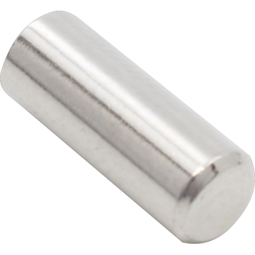 Pictured: Nickel, Chamfered