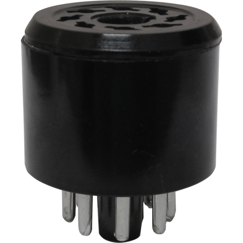 Socket Saver - 8-Pin, for reducing wear and tear on tube sockets image 1