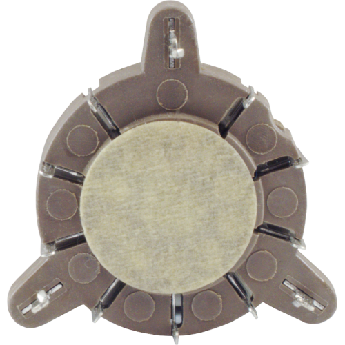Socket - Belton, 9 Pin, for Auto-Wave Soldering image 3