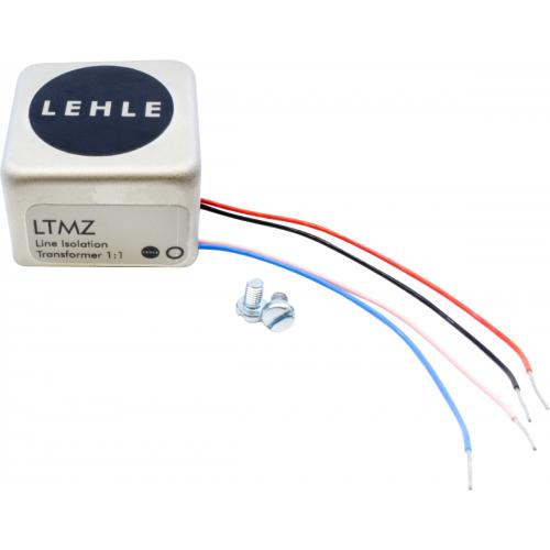 Transformer - Lehle, Audio, Line-Bridging, Unbalanced to Balanced image 3