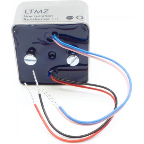 Transformer - Lehle, Audio, Line-Bridging, Unbalanced to Balanced image 4