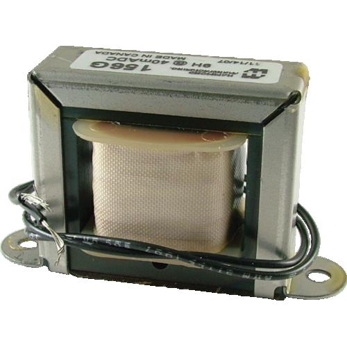 Filter Choke - Hammond, Open Bracket, 9 H, 40 mA, 300 ohm image 1