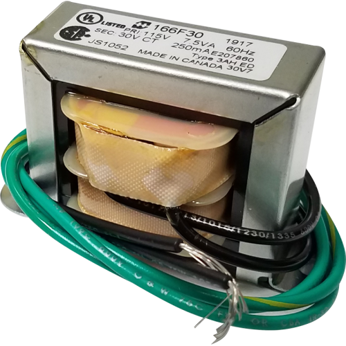 Transformer - Hammond, Low Voltage / Filament, Open, 30 VCT image 1