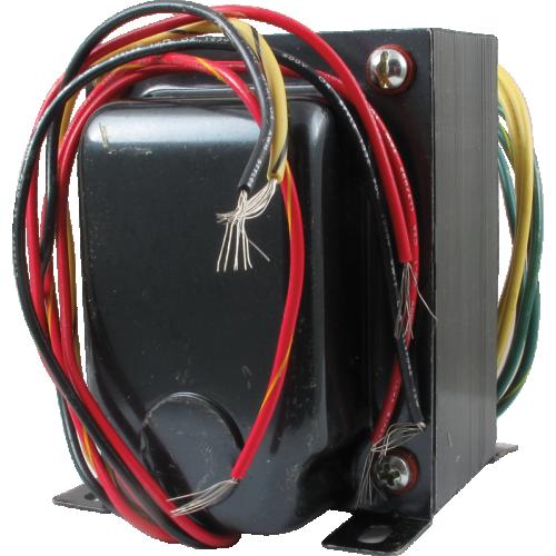 Transformer - Hammond, Power, 375-0-375 V, 201 mA image 1