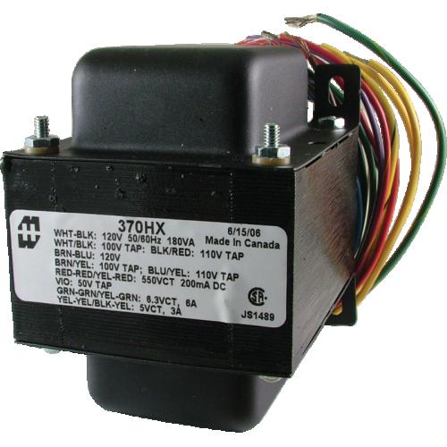Transformer - Hammond, Power, 275-0-275 V, 230 mA, Univ. Primary image 1