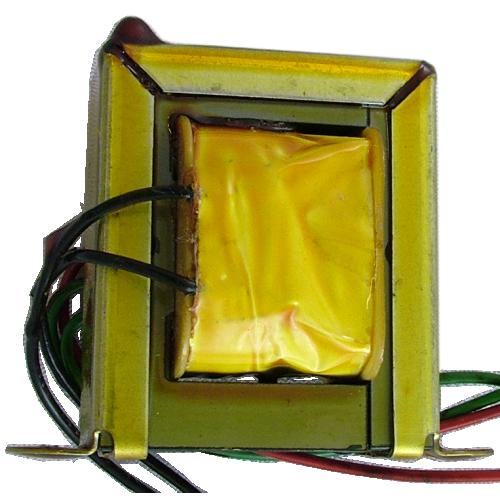 Transformer - Power, 117 V primary, 125 V @ 15 mA secondary image 1