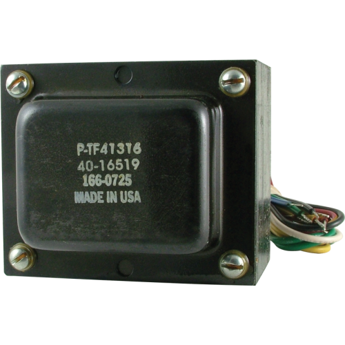 Transformer - Fender® Replacement, Power, 330-0-330 V, 120 mA image 1