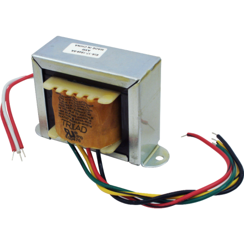 Transformer - Line Isolation, 50 VA 2 x 115V, 115V, 435mA  image 1