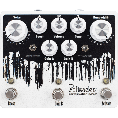 Effects Pedal – EarthQuaker Devices, Palisades™, Mega Ultimate Overdrive image 1