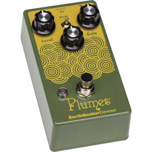 Effects Pedal – EarthQuaker Devices, Plumes™, Small Signal Shredder image 2