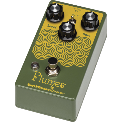 Effects Pedal – EarthQuaker Devices, Plumes™, Small Signal Shredder image 3
