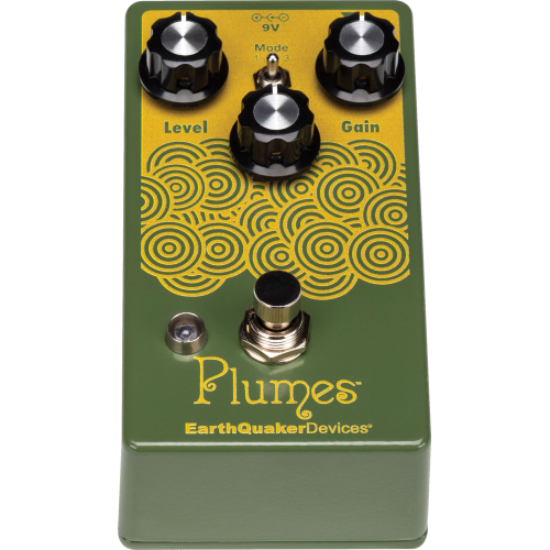 Effects Pedal – EarthQuaker Devices, Plumes™, Small Signal Shredder image 4