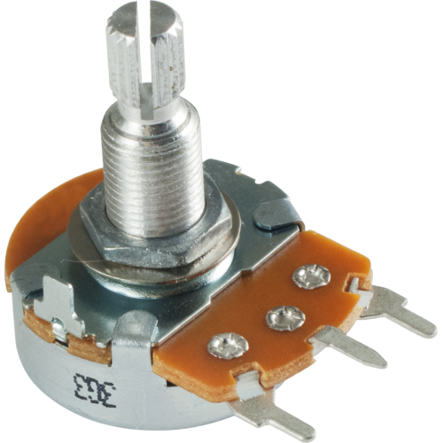 Potentiometer - Alpha, Linear, PC Mount, for Marshall image 1