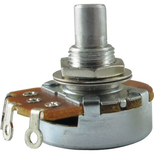 "Potentiometer - Alpha, Reverse Audio, 3/8"" Bushing image 1"