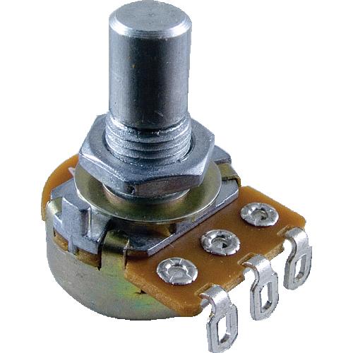 Potentiometer - Alpha, Linear, Solid Shaft, 16mm image 1