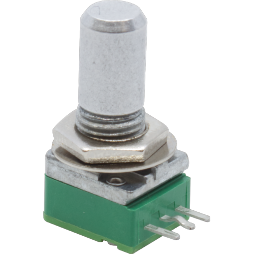 Potentiometer - Alpha, Audio, 9mm, Right Angle image 1